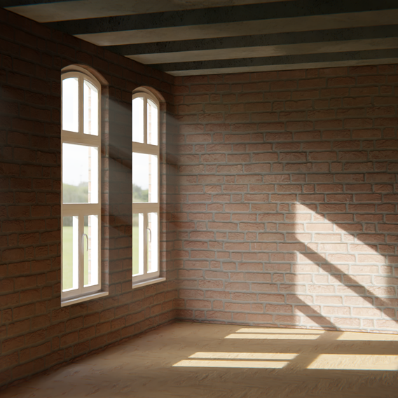 Interior Startup Bedroom