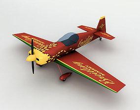 3D asset Cap 232 Aircraft Breitling Academy LOW