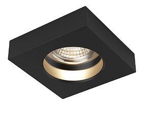 006127 Lui Lightstar Recessed spotlight 3D model