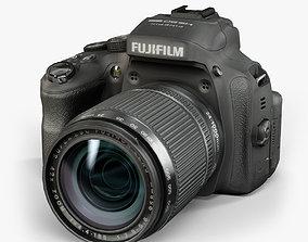 3D asset Fujifilm FinePix HS50EXR Black