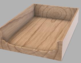 Sponge Tray Holder for kitchen or 3D printable model 1