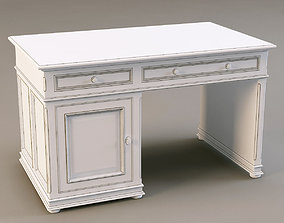 country corner PBDA table 3D model