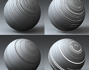 Syfy Displacement Shader F 001 c 3D