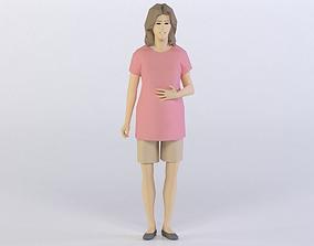 FEM 45 3D MODEL realtime