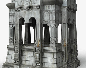 3D model Large Crypt