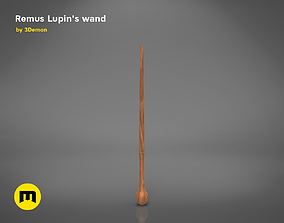 Wand of Remus Lupin 3D print model