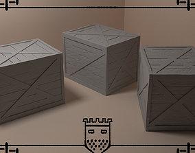 3D print model Medieval fantasy box 3