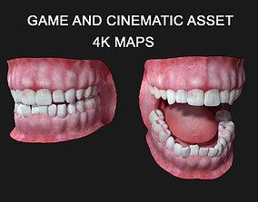 3D model Teeth Asset