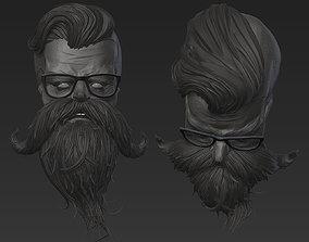 3D print model Dead Hipster