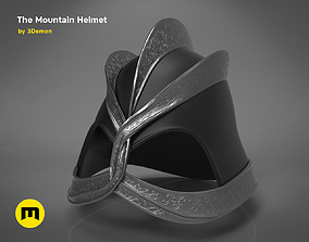3D print model THE MOUNTAIN HELMET - GAME OF