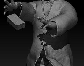 Midget mutant Burer STALKER 3D printable model