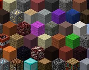 3D asset Minecraft ----- All about Blocks