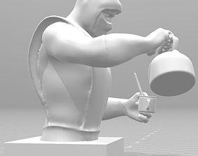 3D printable model Scorpion Matero