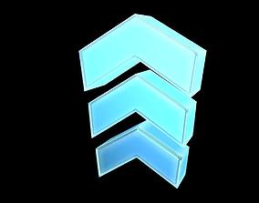 3D asset game-ready Arrows