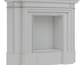 3D model Dantone Home fireplace