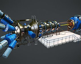 3D model Scientific Device 5