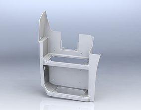 MERCEDES AXOR 1840 STEP 3D SCANNER REVERSE