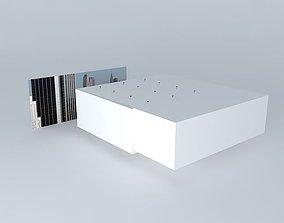 The Office Using THORN Light Fittings 3D model