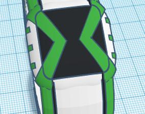 Ben 10 Omniverse - Omnitrix 3D printable model