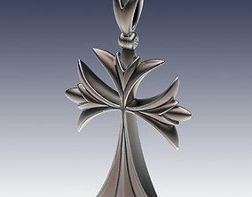 Cross Soul faith 3D printable model