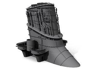 funnel scale 1-200 3D print model