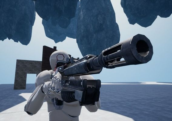 FPS Shooter Game