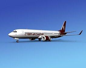 3D Boeing 737-900ER Cyber Air Charter