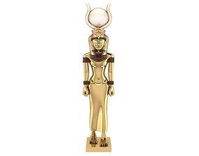 Ancient Egyptian Pharaoh 11 3D print model