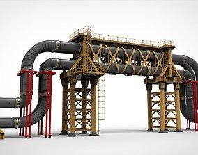 3D model Sci Fi Modular Environment 15