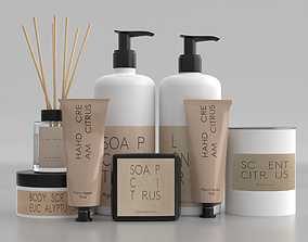 3D model Granit Skincare Cosmetics