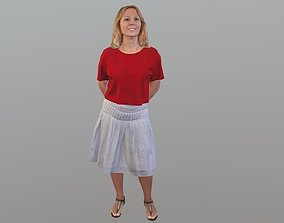 3D No159 - Lady Standing