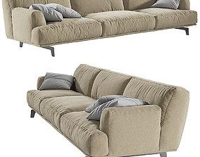 3D Poliform Tribeca sofa