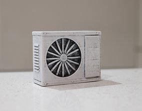 3D print model Air conditioning unit