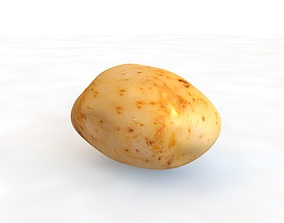 3D asset Potato v1