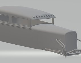 Hot Rod Sedan Printable Body Car