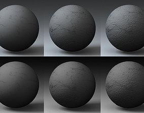 Displacement Landscape Shader 024 3D