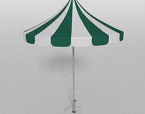3D model Hotel Umbrella