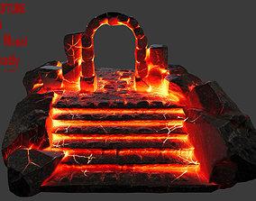 Hell Gate 3D asset