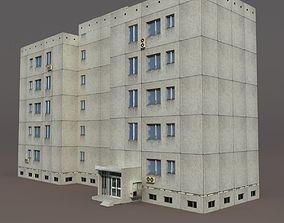 3D model Residential Building