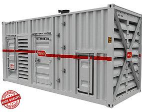 equipments Generator 3D