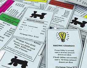 3D Monopoly Properties