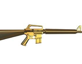 M16 Pendant 3D print model