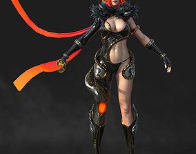 Dragon Girl 3D