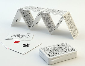 Casino Cards 3D pack