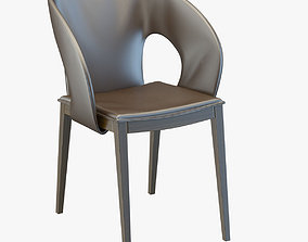 i 4 Mariani VOILE Wooden chair 3D model