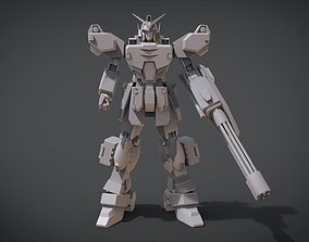 3D print model Heavyarms Kai