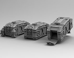 Legion Longsword Mortar ammo 3D printable model