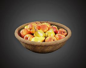 3D model MVL - Fruit Basket - PBR Game Ready