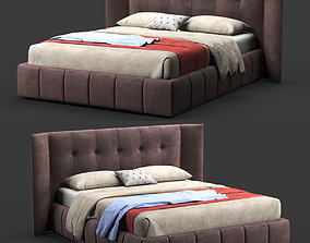 Bed Felis Foster 3D