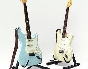 hobby 3D Fender Stratocaster
